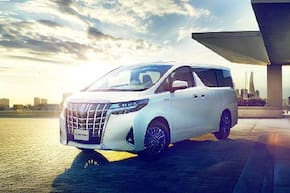 Toyota Alphard 3.5 Gas AT