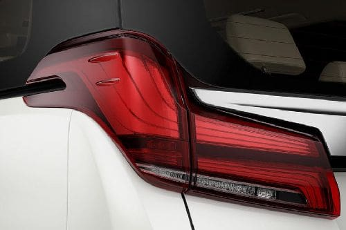 Alphard Tail light