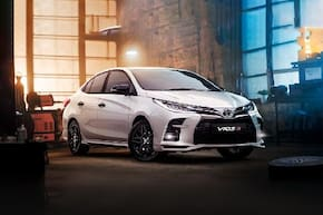Toyota Vios 1.3 Base MT
