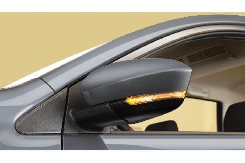 Toyota Avanza Drivers Side Mirror Front Angle