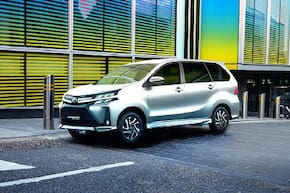 Toyota Avanza 1.3 E AT