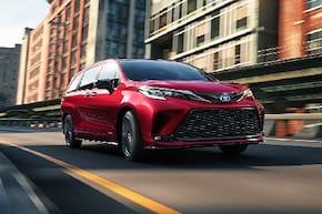 Toyota Sienna Luxury