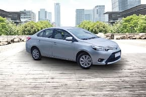 2nd Hand Toyota Vios