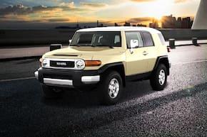 Second Hand Toyota FJ Cruiser