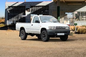 Second Hand Toyota Hilux