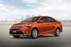 Used Toyota Vios