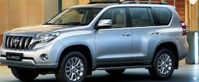 Second Hand Toyota Land Cruiser Prado