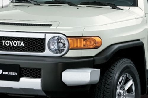 FJ Cruiser Headlight