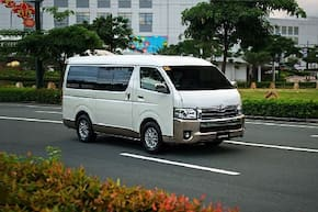 Second Hand Toyota Hiace