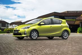 Toyota Prius C Full Option