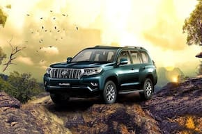 Toyota Land Cruiser Prado 4.0L Gas AT