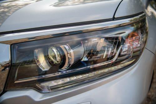 Land Cruiser Prado Headlight