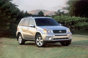 Second Hand Toyota RAV4