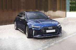 Audi RS 6 Avant 4.0L TFSI