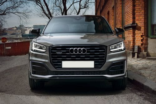 Full Front View of Q2