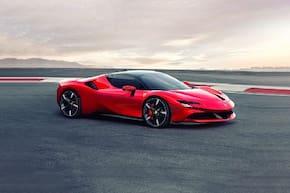Ferrari SF90 Stradale V8