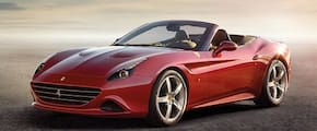 Used Ferrari California T