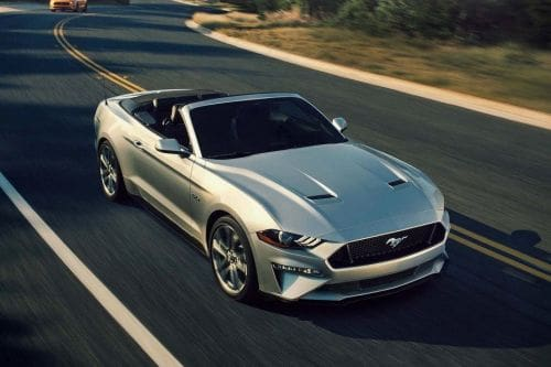 Ford Mustang Shelby Gt500 And Gt350r Isn T Blazing Ph Highways