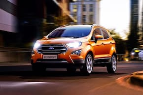 Ford Ecosport 1.0 L Titanium AT
