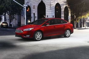 Used Ford Focus Sedan