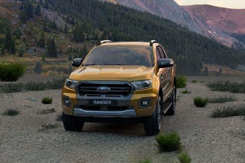 Full Front View of Ranger