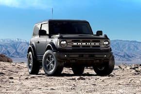Ford Bronco Badlands