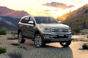 Second Hand Ford Everest