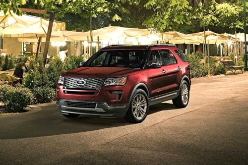 Ford Explorer Price List Promos Specs Gallery Carmudi Philippines
