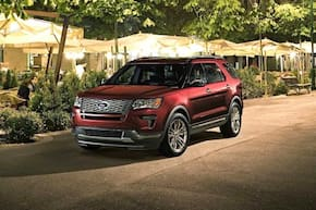 Second Hand Ford Explorer
