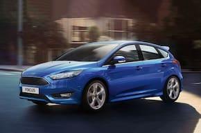 Used Ford Focus Hatchback