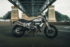 Ducati Scrambler 1100 Standard