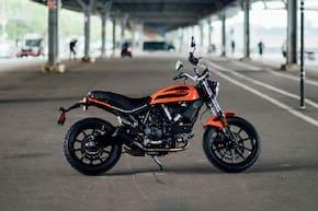 Ducati Scrambler Sixty2 Standard