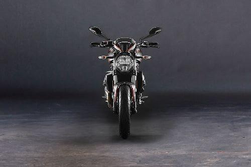 Ducati Monster 821 Front View Full Image