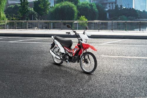XRM125 DS