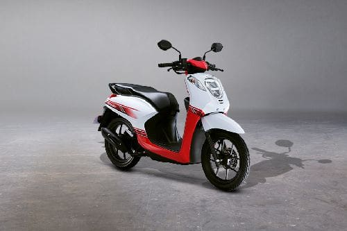 Honda Genio Slant Rear View Full Image