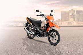 Honda XRM125 Motard