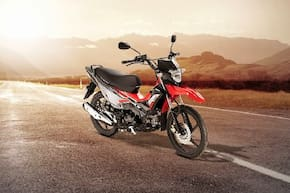 Honda XRM125 Motard Standard