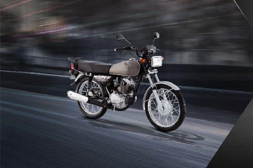 Honda TMX125 Alpha