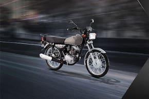 Honda TMX125 Alpha Standard