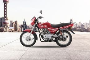 Kawasaki CT125 Standard