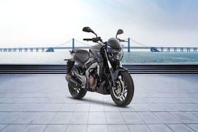 Kawasaki Dominar 400 Standard