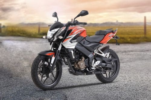 2020 Kawasaki Rouser RS200 specifications and pictures