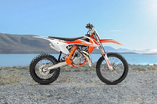 KTM 85 SX 17/14 Right Side Viewfull Image