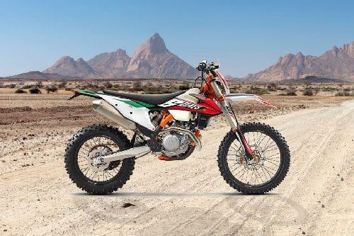 KTM 350 EXC-F Six Days
