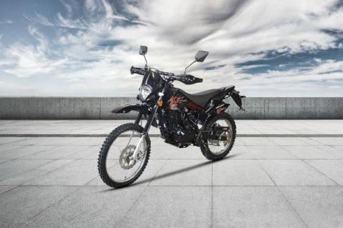 MotorStar MSX 150X