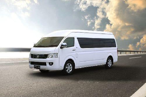 Foton Traveller XL