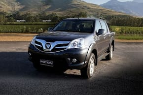 Foton Thunder 2.8 L 4x2 AT
