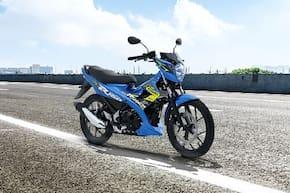 Suzuki Raider R150 Combat Series