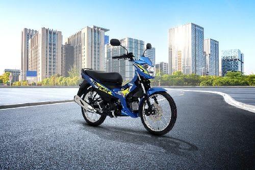 Suzuki Raider J115 Fi