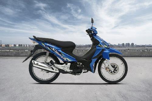 Suzuki Smash 115 Right Side Viewfull Image